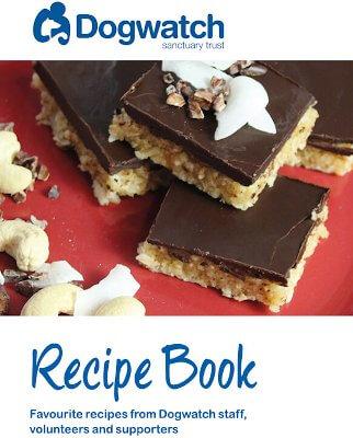Dogwatch recipe book cover