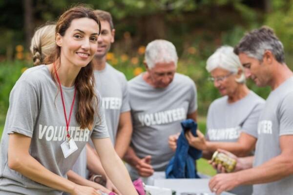 Event volunteer